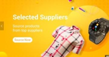 Alibaba odzież