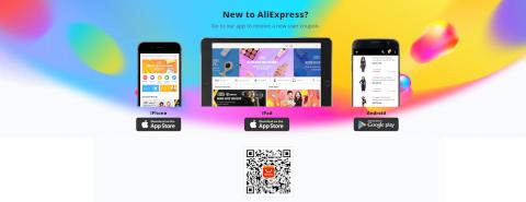 Aliexpress aplikacja