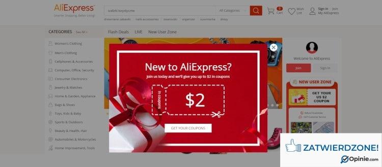 Aliexpress bonus