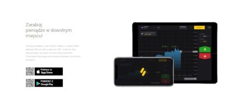 Binomo aplikacja