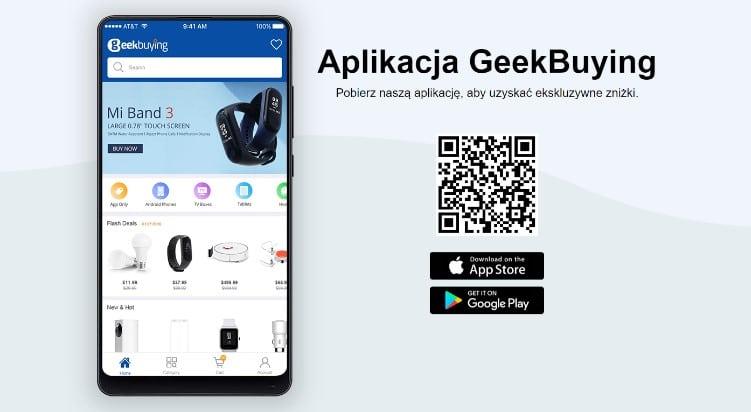 aplikacja GeekBuying