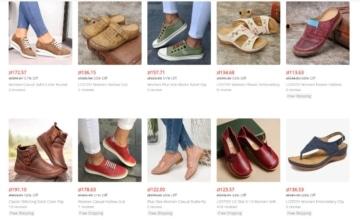 buty w Banggood