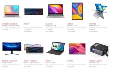 komputery i elektronika w banggood