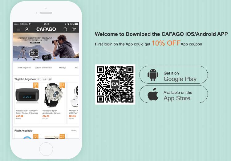 Cafago mobile