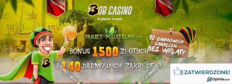 bob casino opinie