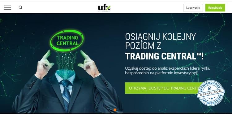 Opinie o UFX