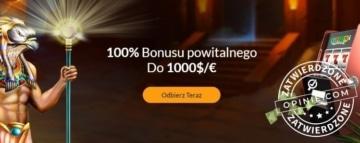 Bonus w Spin Million
