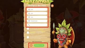 Wazamba-nowe-konto