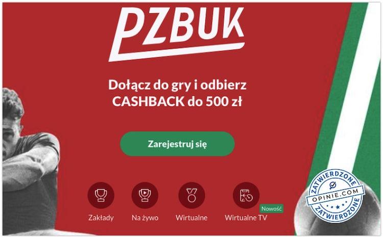 bonus w PZBuk