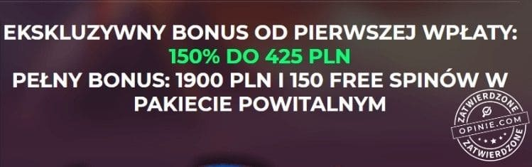 Bonus w Joo Casino