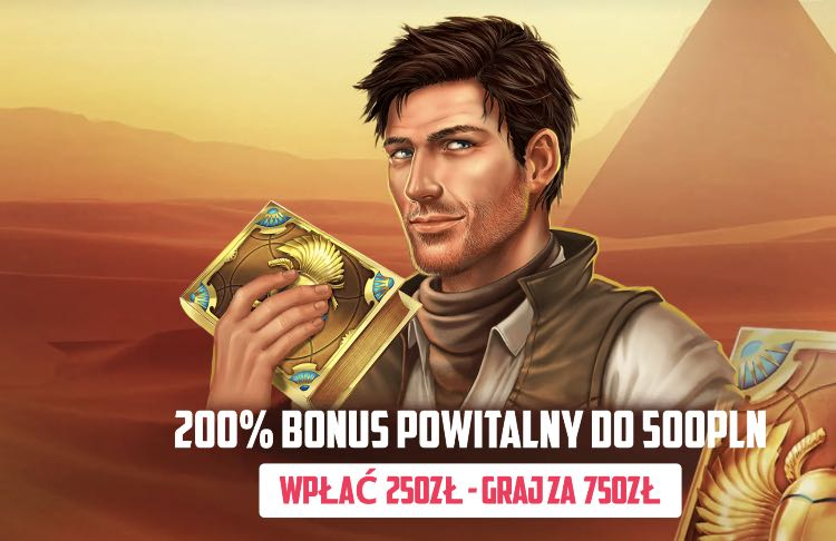 ekskluzywny bonus w Energy Casino