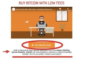 kupno BuyCoinNow krok po kroku