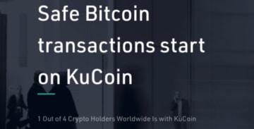 KuCoin bonus na start