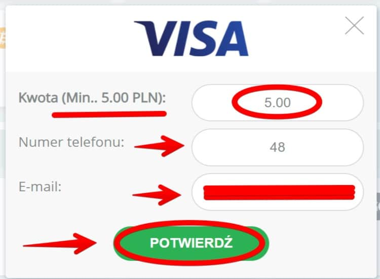 wplata-visa