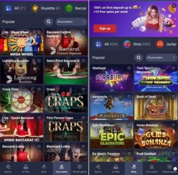 Betmaster Casino app